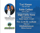 Traci and Robin Realtors
